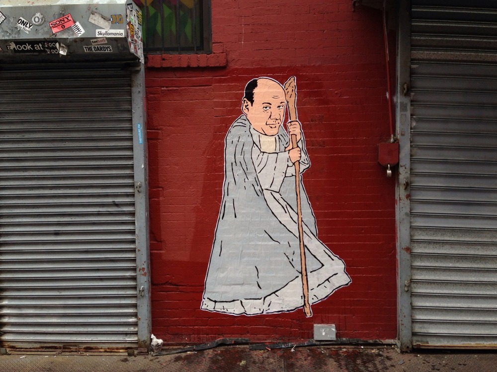 Gandalfini, NYC