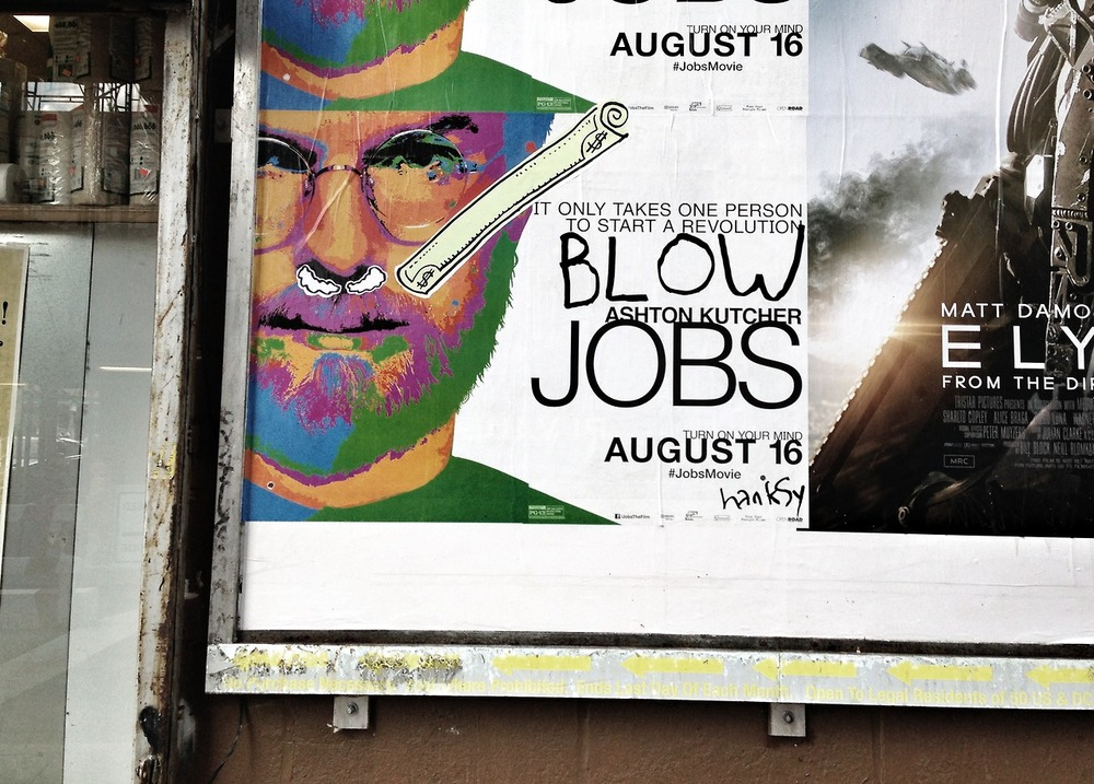 Blow Jobs, Chinatown, NYC