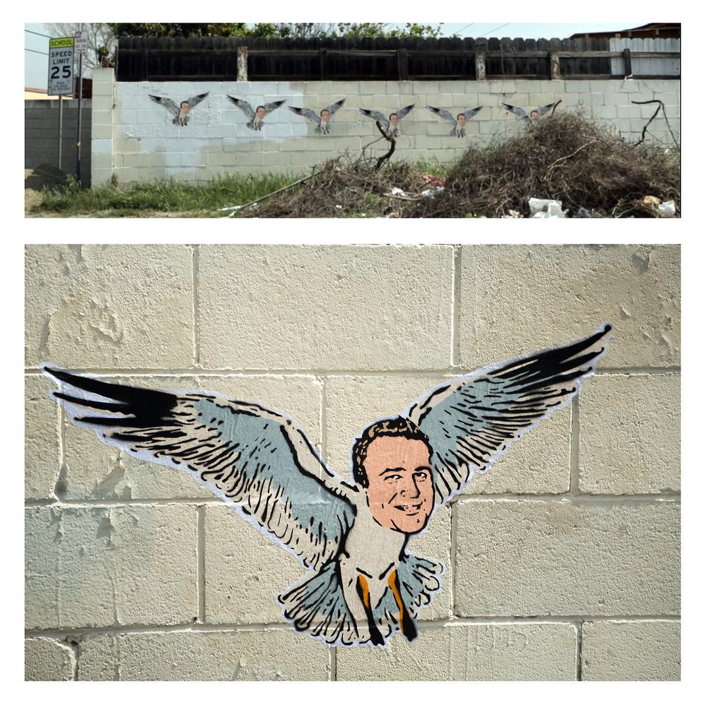 Flock of Segels, Los Angeles, CA