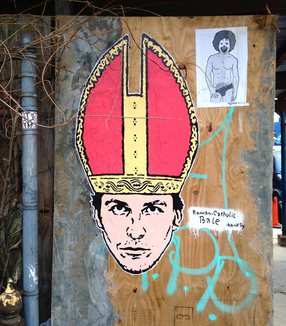 Roman-Catholic Bale, Bushwick Ave, Brooklyn