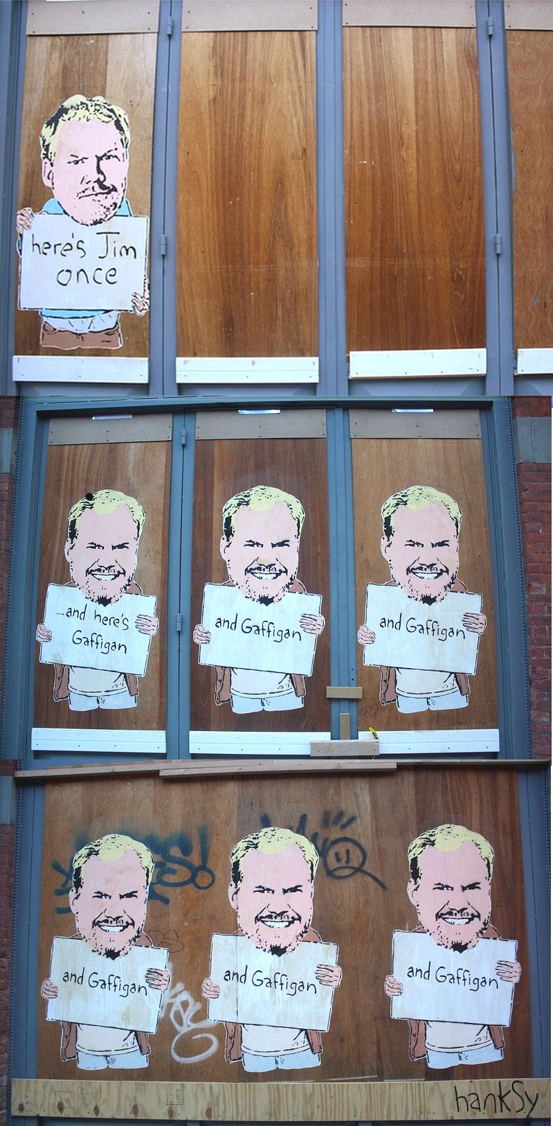 Graffigan, NYC Comedy Festival