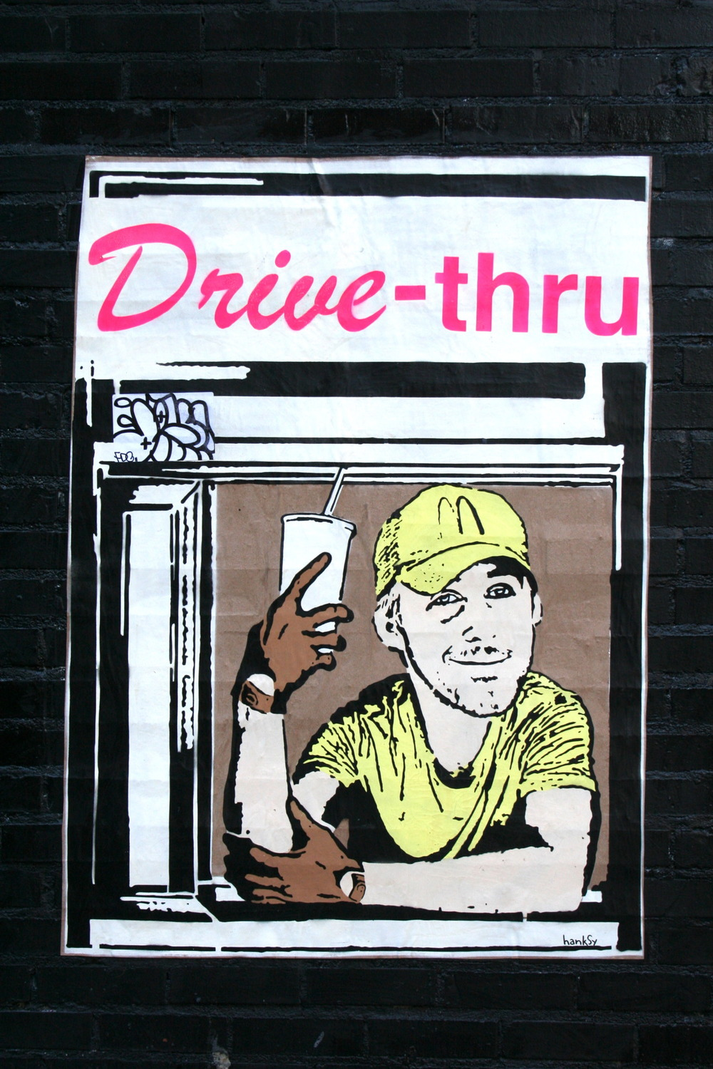 Drive, 2012, Lower East Side, NYC