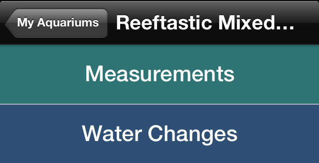 iPhone UPDATE! If you haven't noticed, the AquaticLog iPhone app update hit the Apple Store late yesterday. It now includes the ability to add water changes! We know this was just one of the requests for additional capability and rest assured there will be more updates soon. Enjoy!