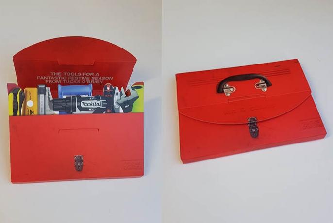 Standard pack design