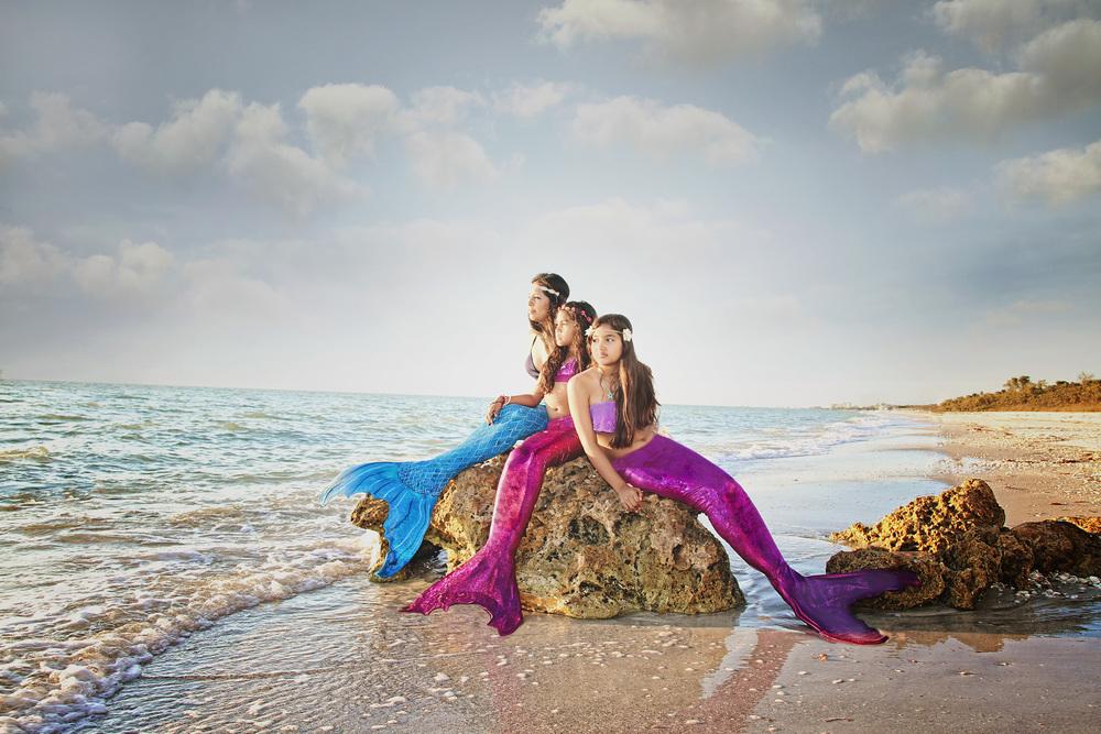 naples mermaids