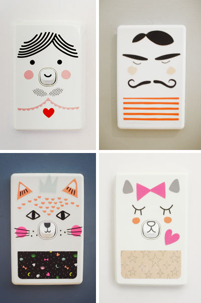 Cotton On Kids light switch decal 01