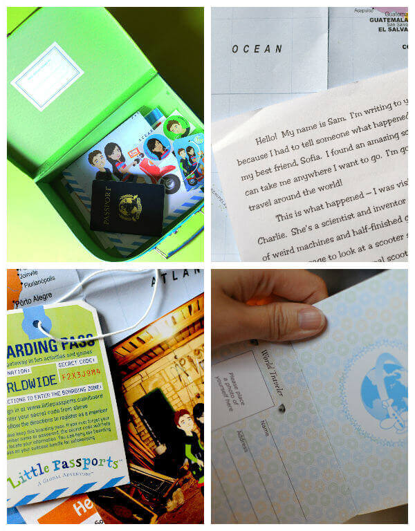 Little Passports Review | Guided Activities for Your Little Explorer