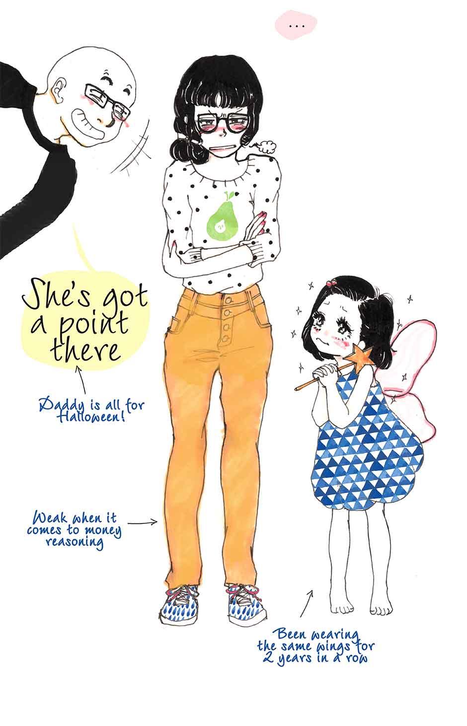 Halloween! | Veronika's Little World | Webcomic | page 03