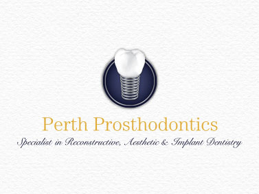 Perth Prosthodontics | Graphic Design | Branding & Stationary | Tickled Pink Confetti | by Veronika Kahrmadji