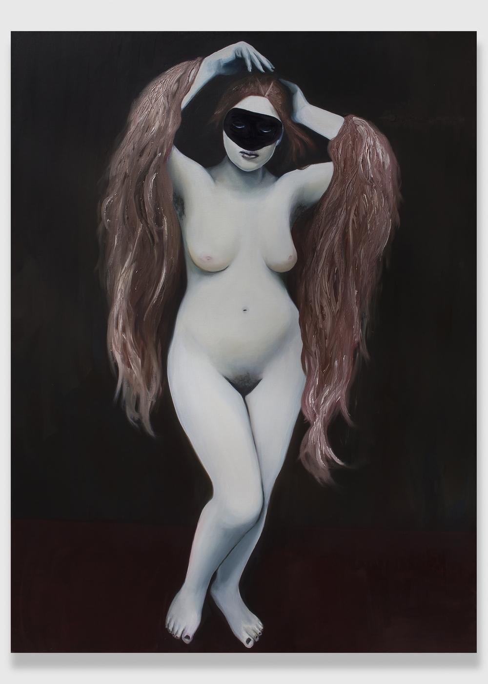 "Ataraxia,  2014,oil on canvas,36x48"""