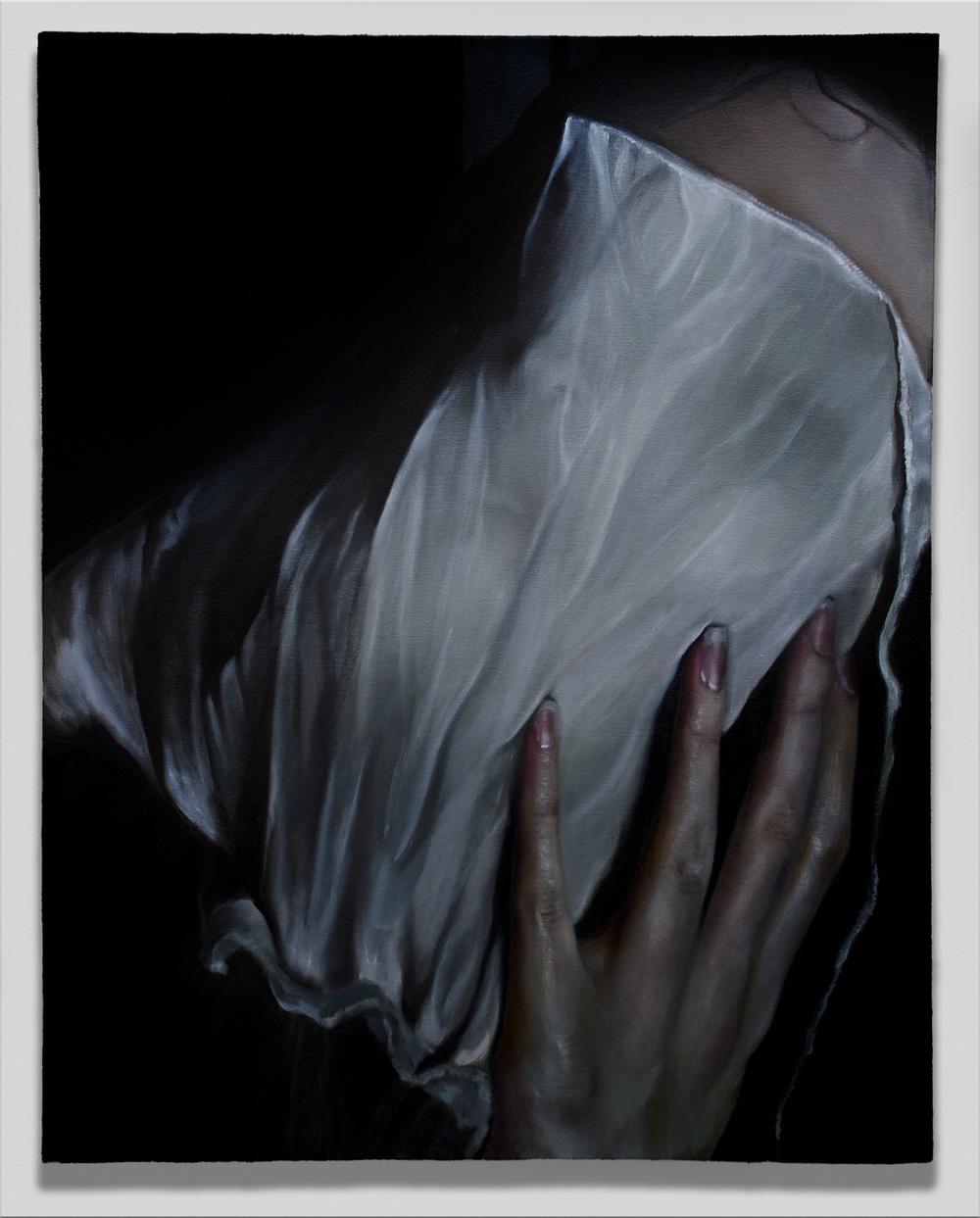 Librium,  2016, oil on canvas, 22x28''