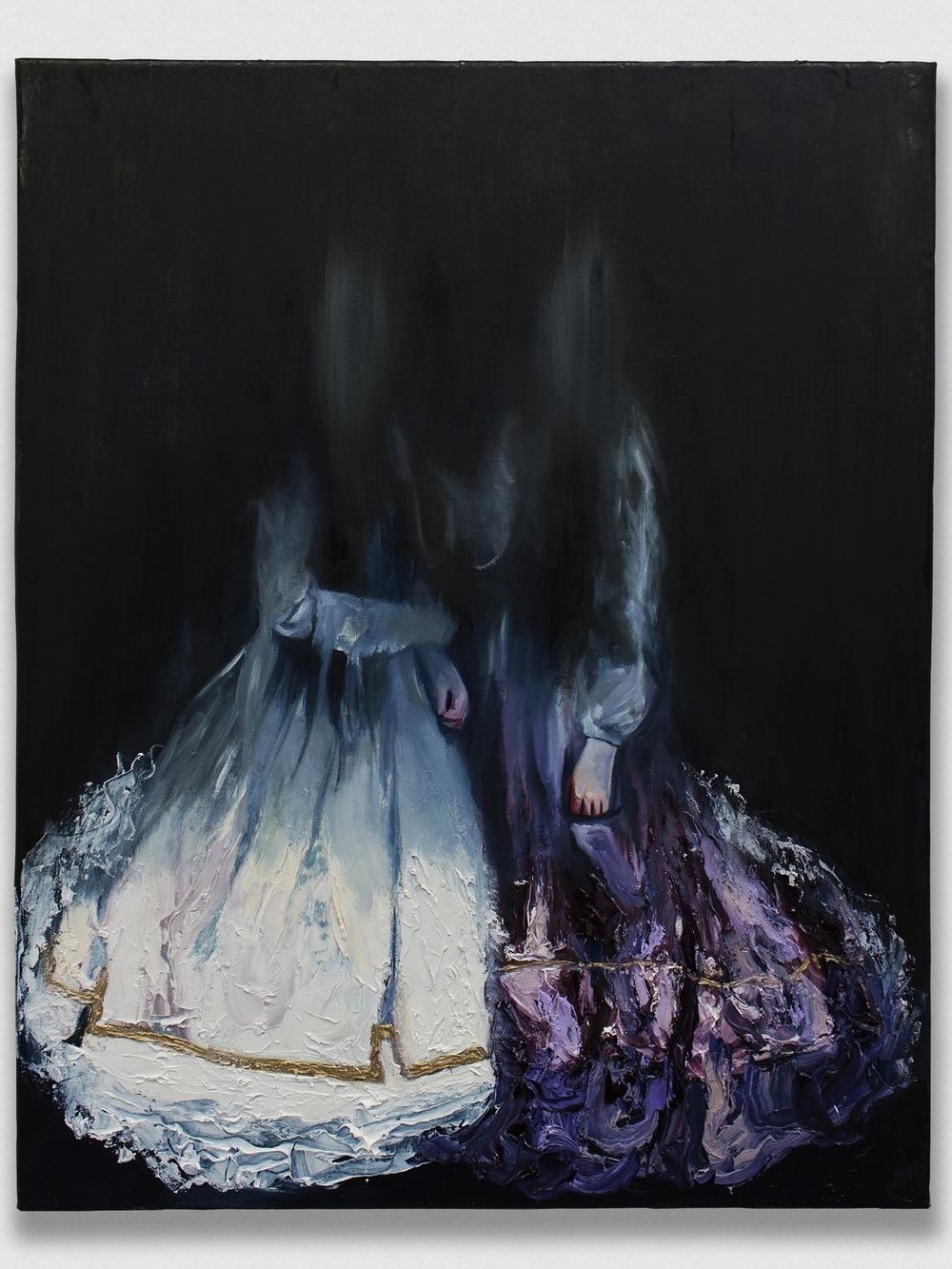 """Elysium,  2015, oil on canvas, 24x30"""""""