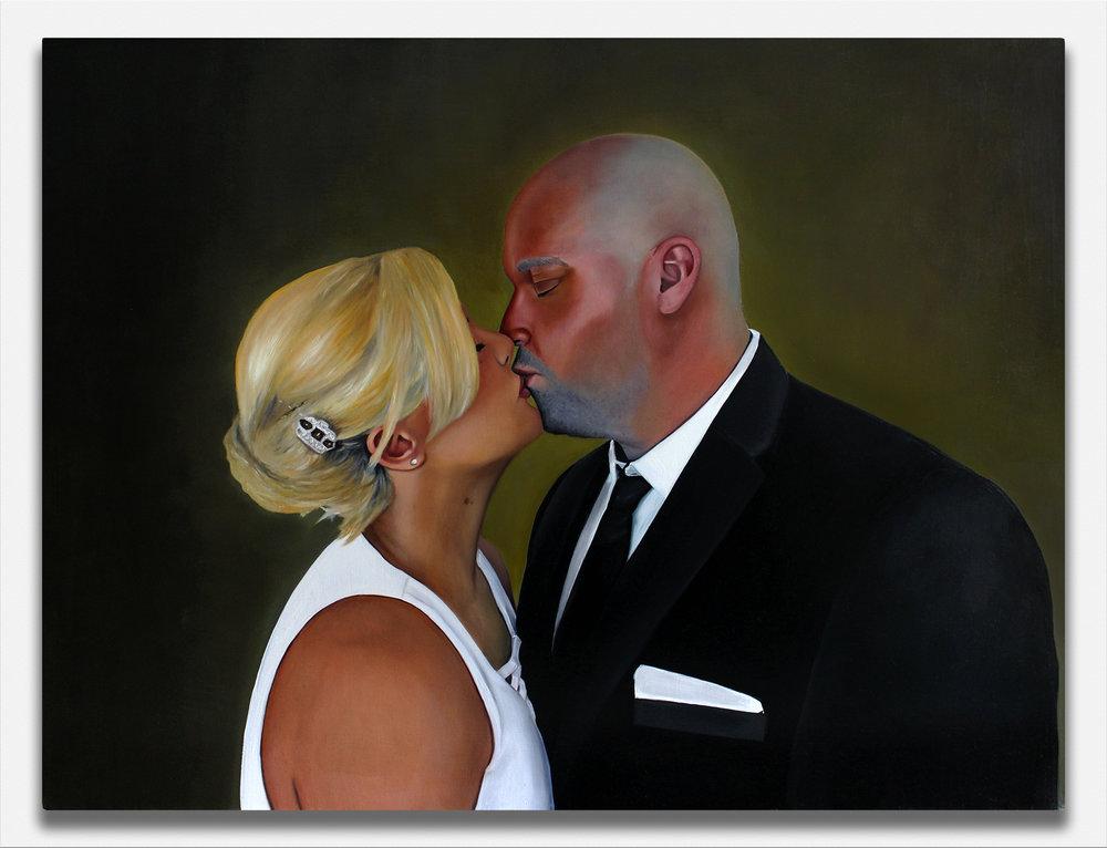 "Oil on canvas, 36x48"", 2018"