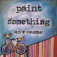 paint something an ecourse