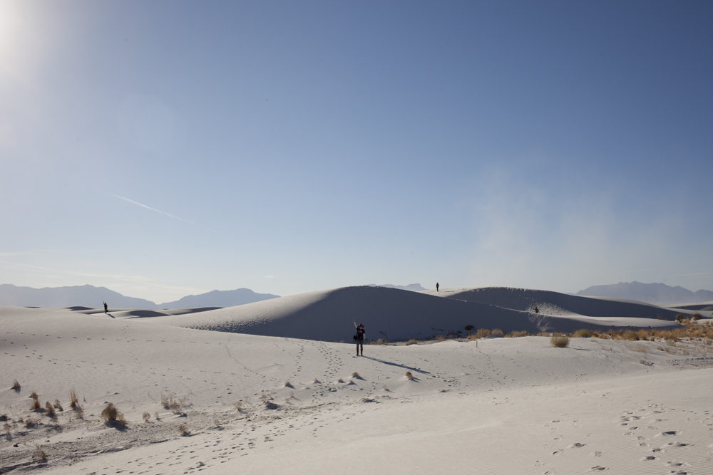 More White Sands