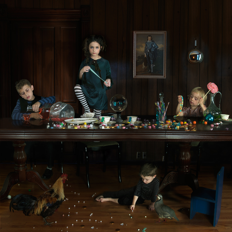"""Candy, 2007"" by Julie Blackmon - the photograph we purchased, which is now sold out"