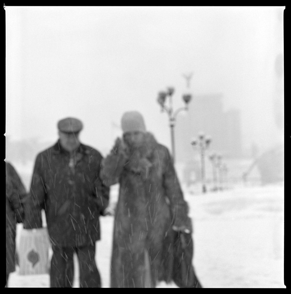 First Winter, Kiev,  Ukraine, 2005