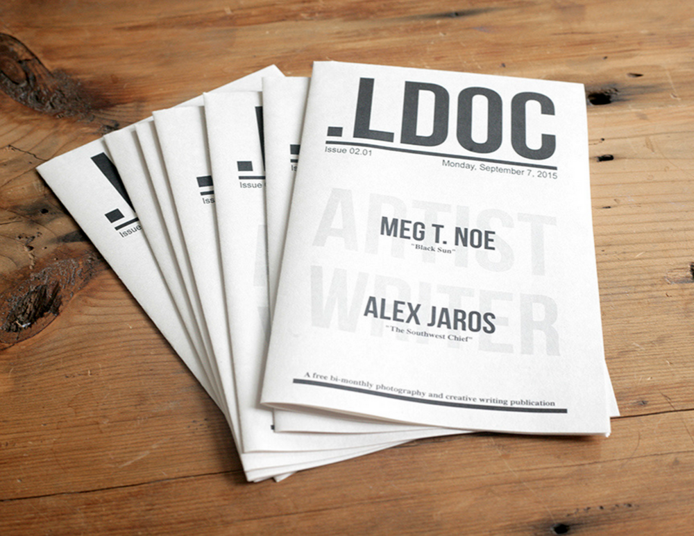 mock-up of the .LDOC publication