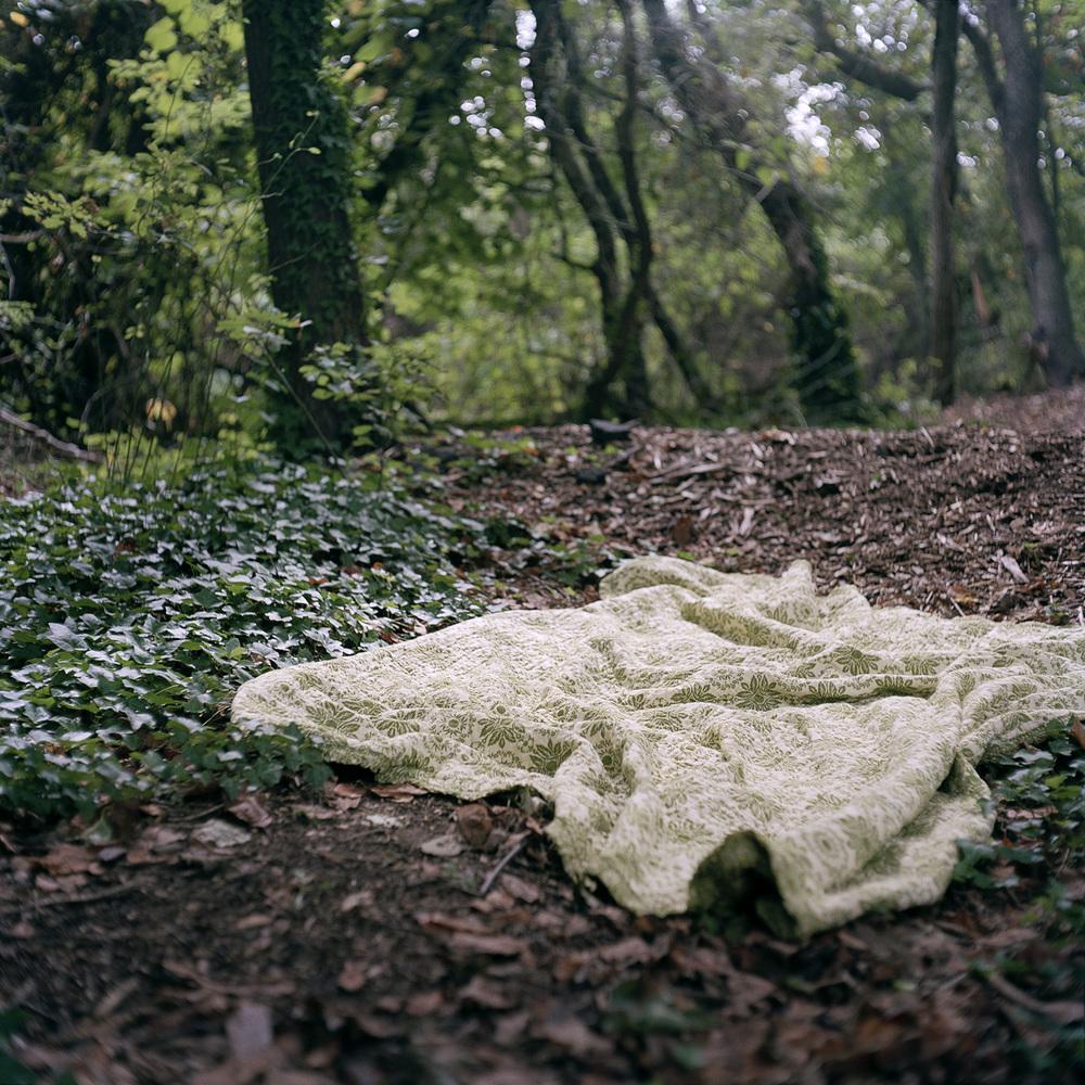 Blanket #1, 2002