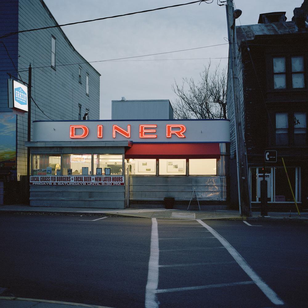 Hudson Diner, 2010