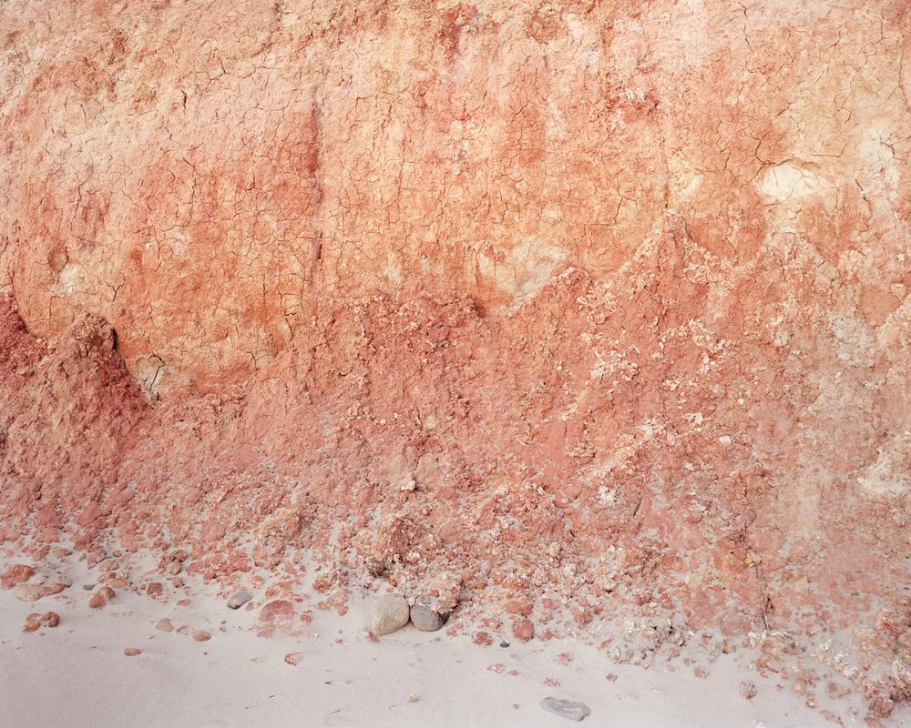 Erosion at Aquinnah, 2014