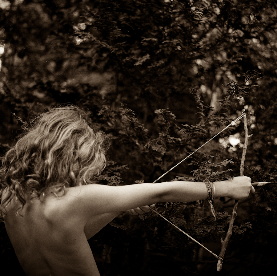 Lori Vrba  ,  Untamed , from  The Moth Wing Diaries