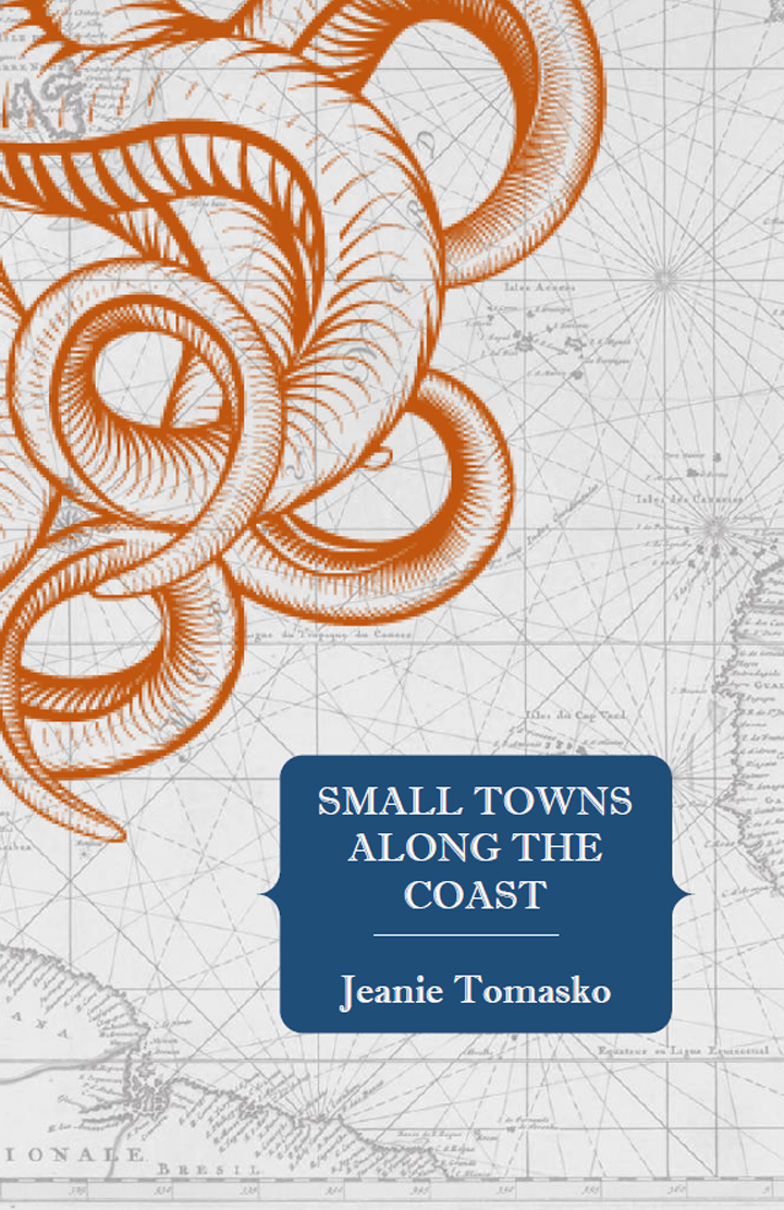 Sample poems from:Small Towns Along the Coast - A poetic story by Jeanie Tomasko from Dancing Girl Press.