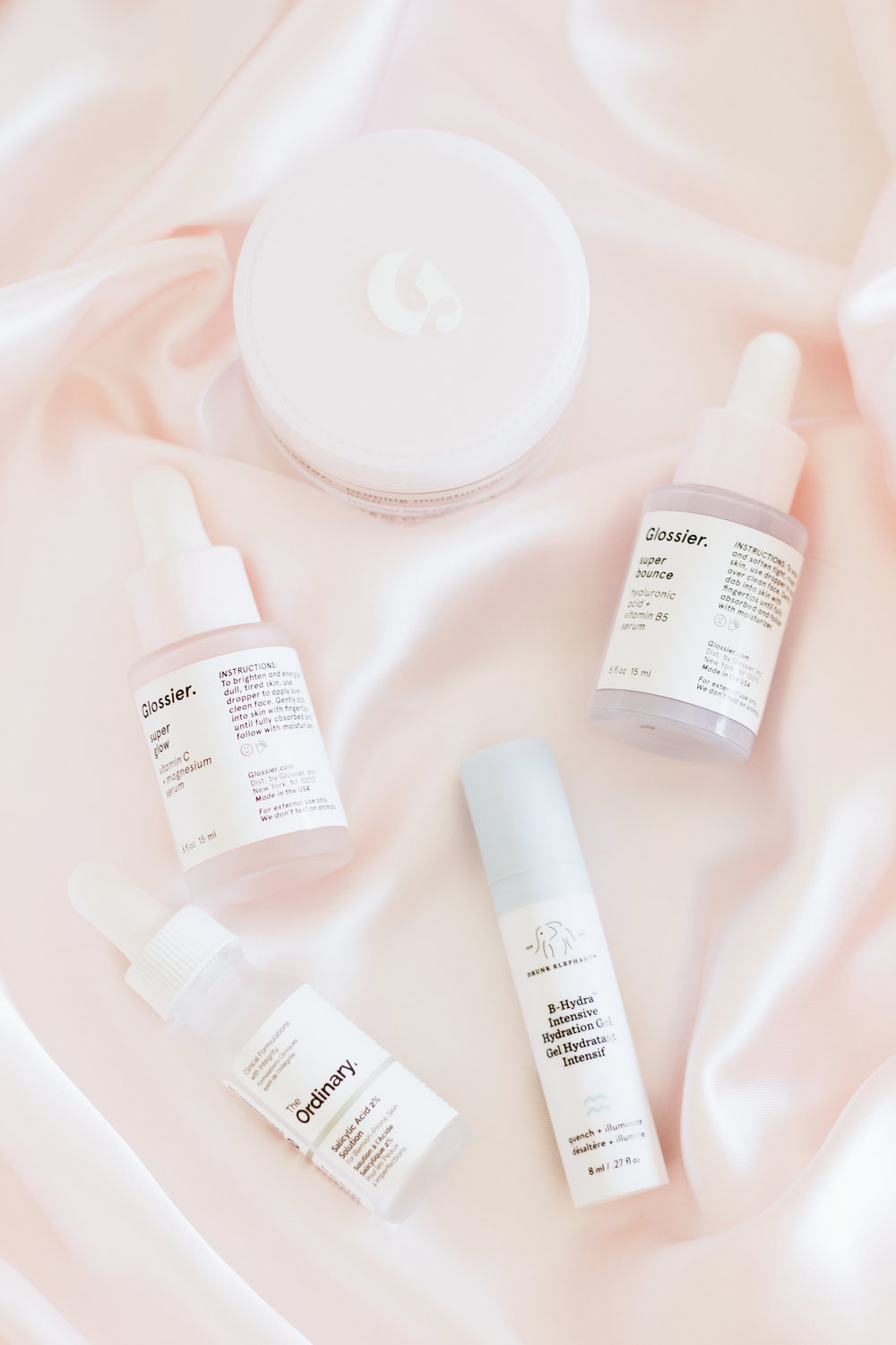 The Ordinary Salicylic Acid 2% Solution - The second gap in my skincare routine that I wanted to fill was spot treatment, so I decided to take a chance on The Ordinary Salicylic Acid 2% Solution. Used as either a targeted treatment or all over serum, the results from this have been deeply underwhelming and I haven't found it to be anywhere near as effective as other spot treatments I've tried in the past. Unlike my Biologique Recherche Lotion P50 and Glossier Super Pure, this didn't do anything to remedy my skin while I was purging and even on smaller breakouts, it takes a few days before I notice a reduction in my spots. With my previous spot treatments, I could see they had shrunk the very next morning. My skin has become more acne prone since coming off the pill (for that reason, I'll probably go back on it soon) and my breakouts can be quite stubborn too, so I really don't think this is the right product for me. If you're someone who breaks out once in a blue moon and they're not particularly large, this formula may work well for you, but once I've used this up, I'll be looking into other spot treatments for myself. I've got the Niacinamide 10% + Zinc 1% waiting to be used and I'm hoping this will deliver better results because so far, I haven't been that impressed by The Ordinary.
