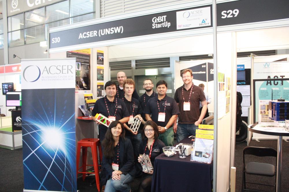 ACSER Crew