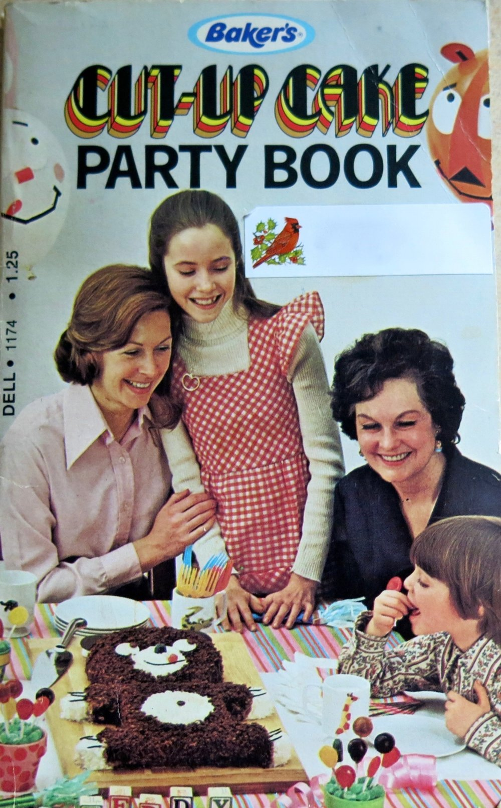 No one ever seemed to have this much fun at my birthday parties.