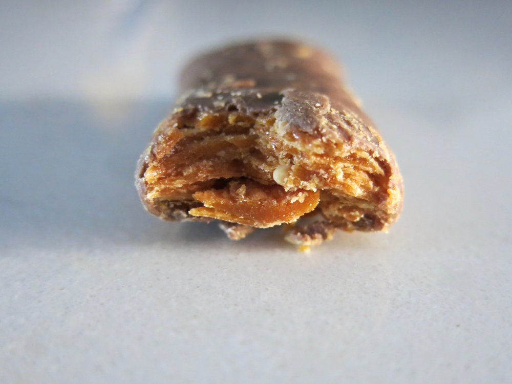 High definition interior shot of a Butterfinger