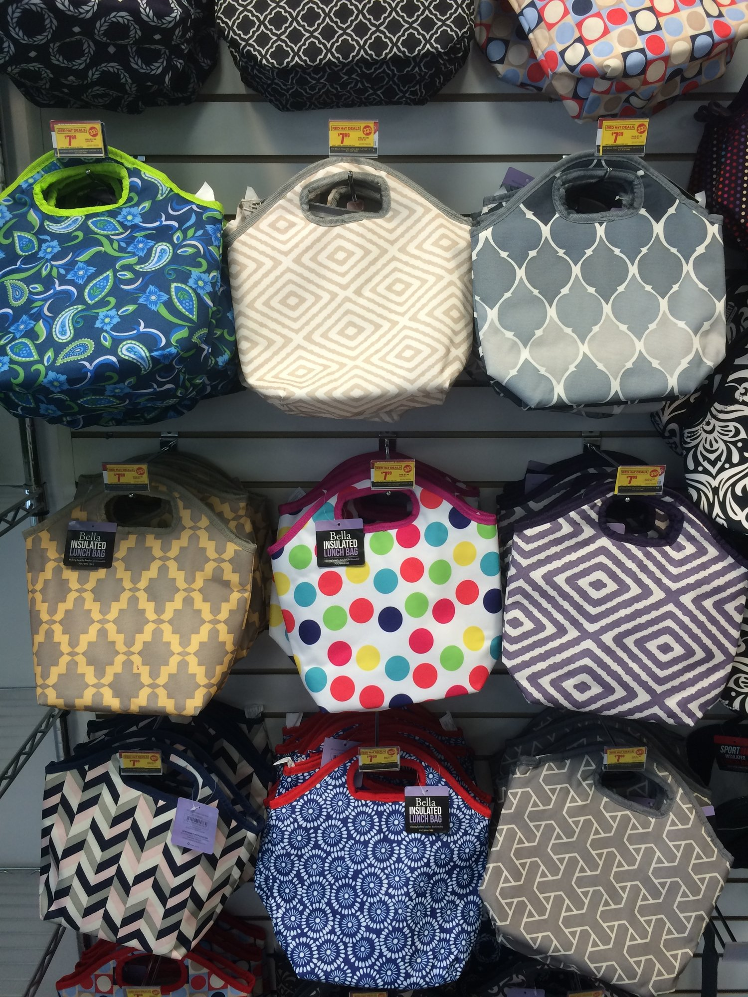 f92468f8cffc The Hunt for a Masculine Lunch Bag — Brian Francis