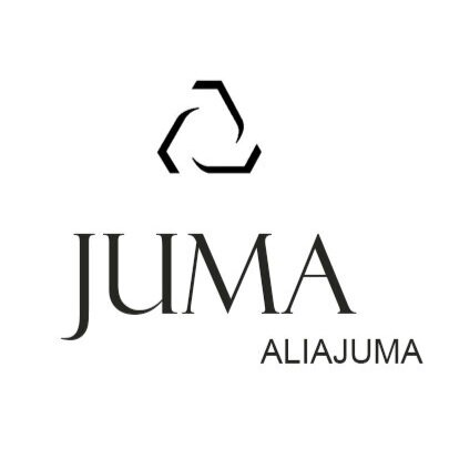 JUMA by Alia Juma is made from recycled water bottles