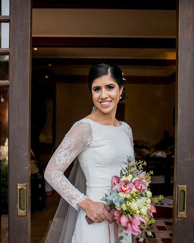 Saudades ❤ #tbt #bride #happy #love