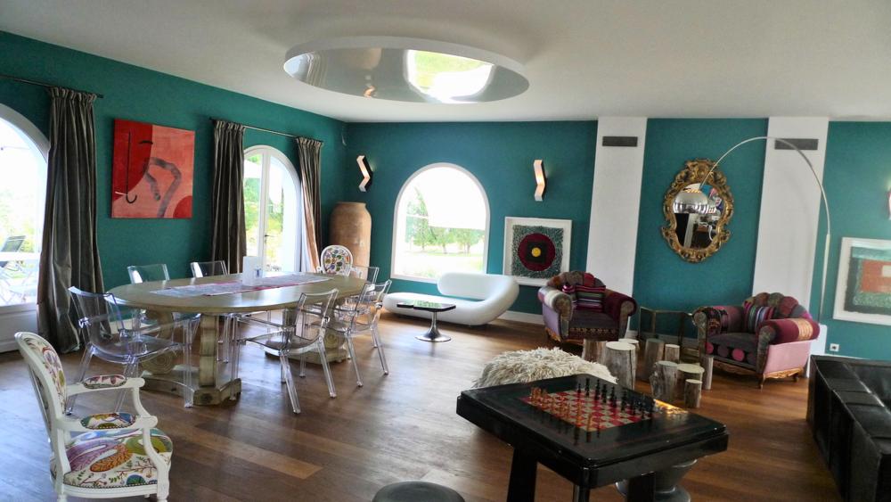 villa arguibel - guethary, france