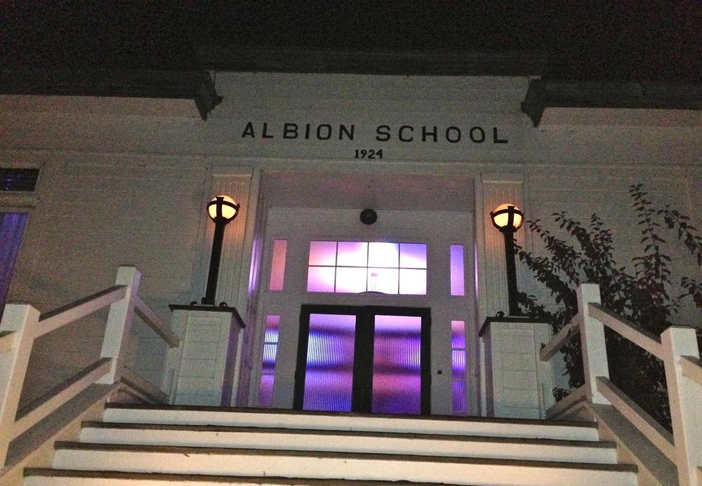 old albion schoolhouse - mendocino, ca