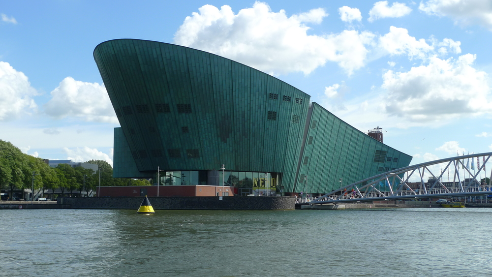 nemo - amsterdam, netherlands
