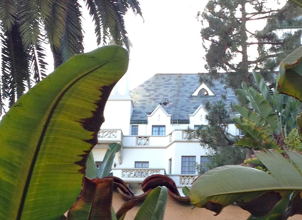 chateau marmont - los angeles, ca