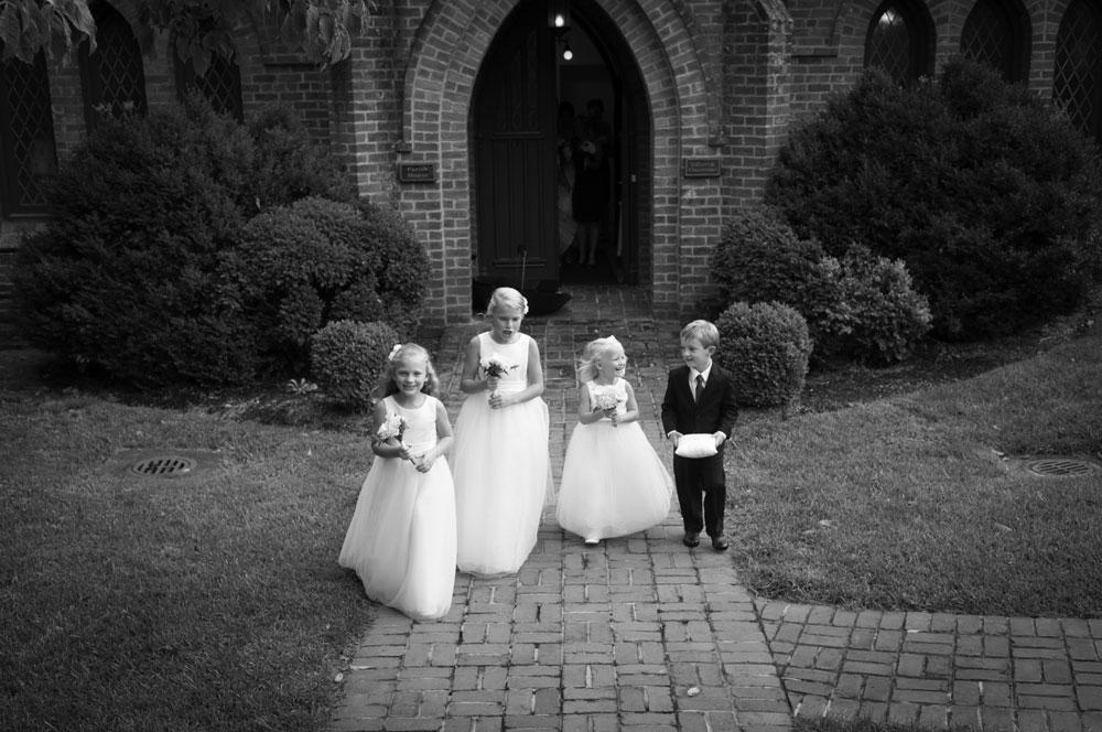 Charlottesville Wedding Childcare