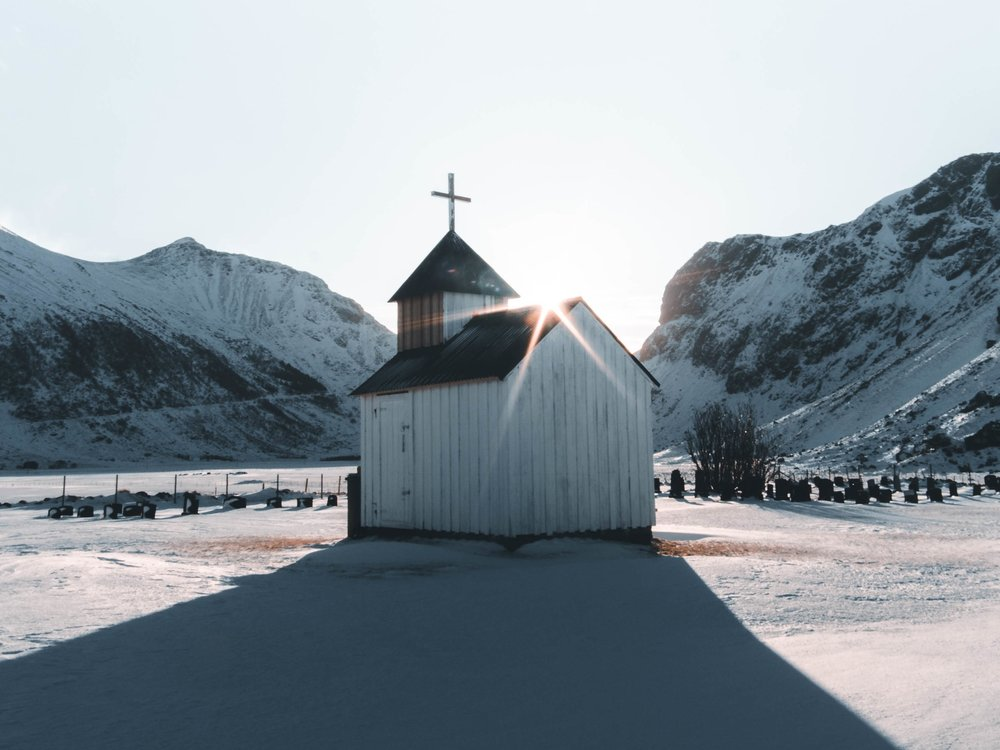 For Christ and His Church - By: Brandon Hanks