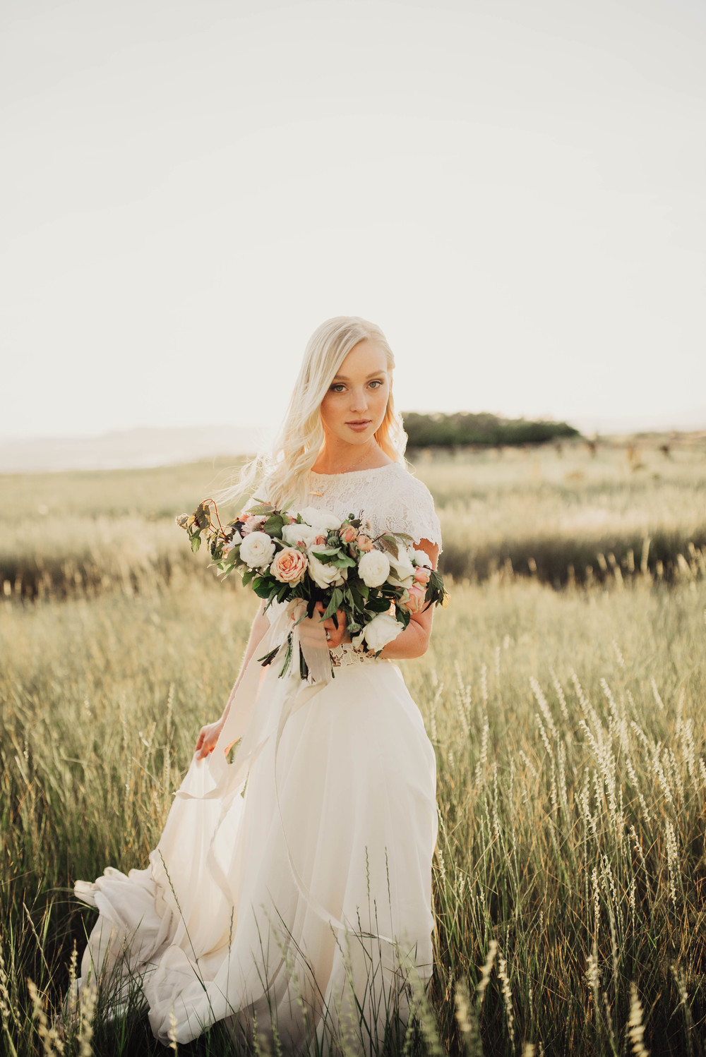 Bridals in Bountiful Utah field