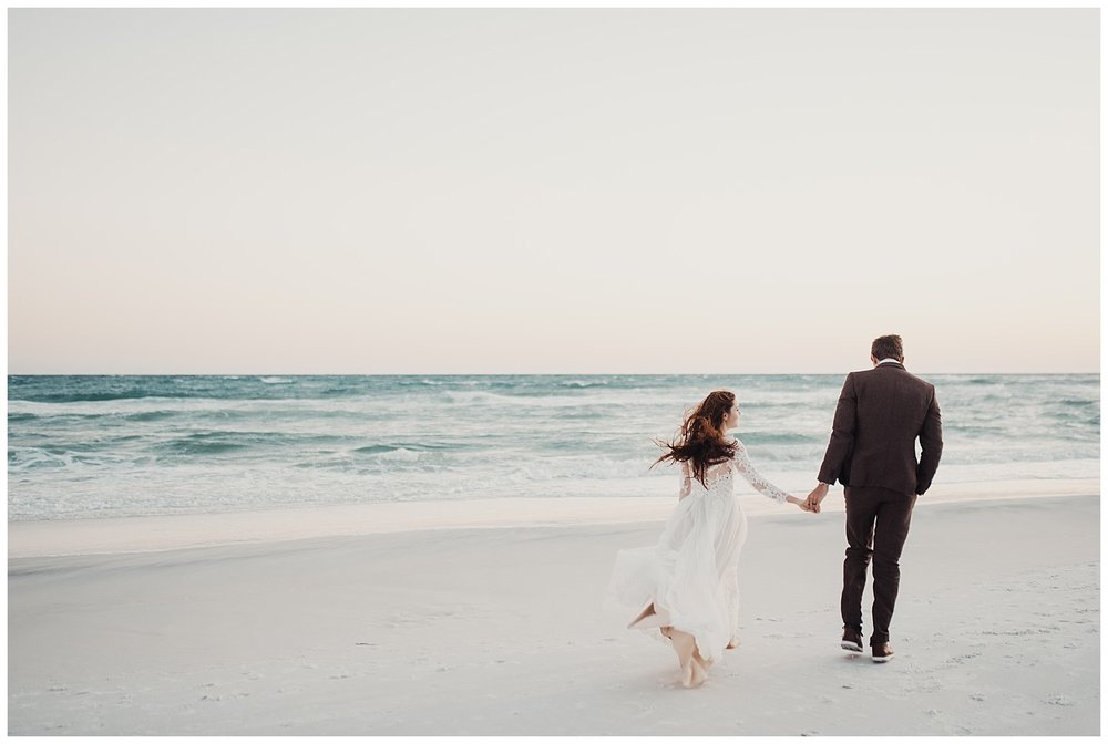 Inlet Beach Florida Wedding