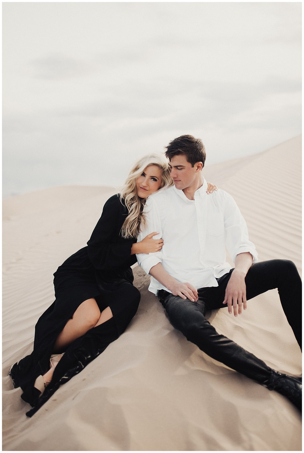 Engagements at Little Sahara Sand Dunes