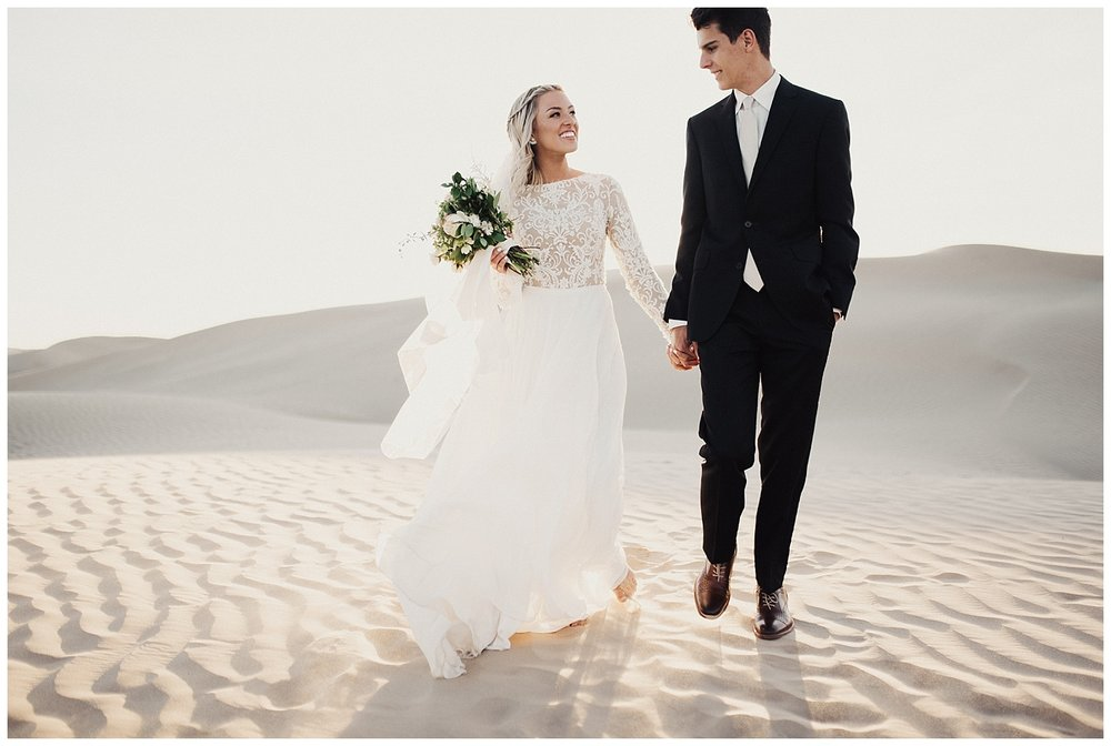 Little Sahara Sand Dunes Formal Session