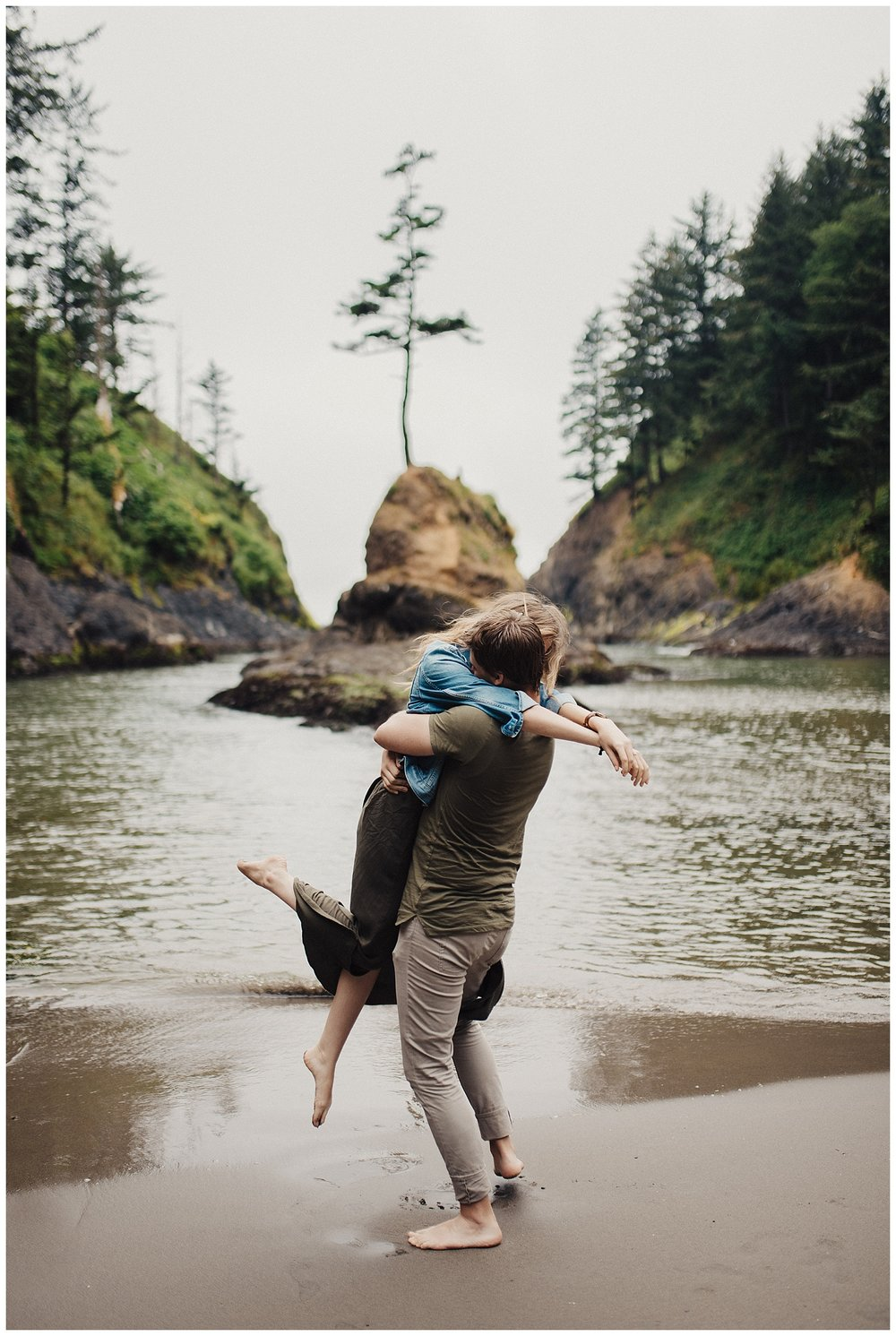 Washington State Engagement Session