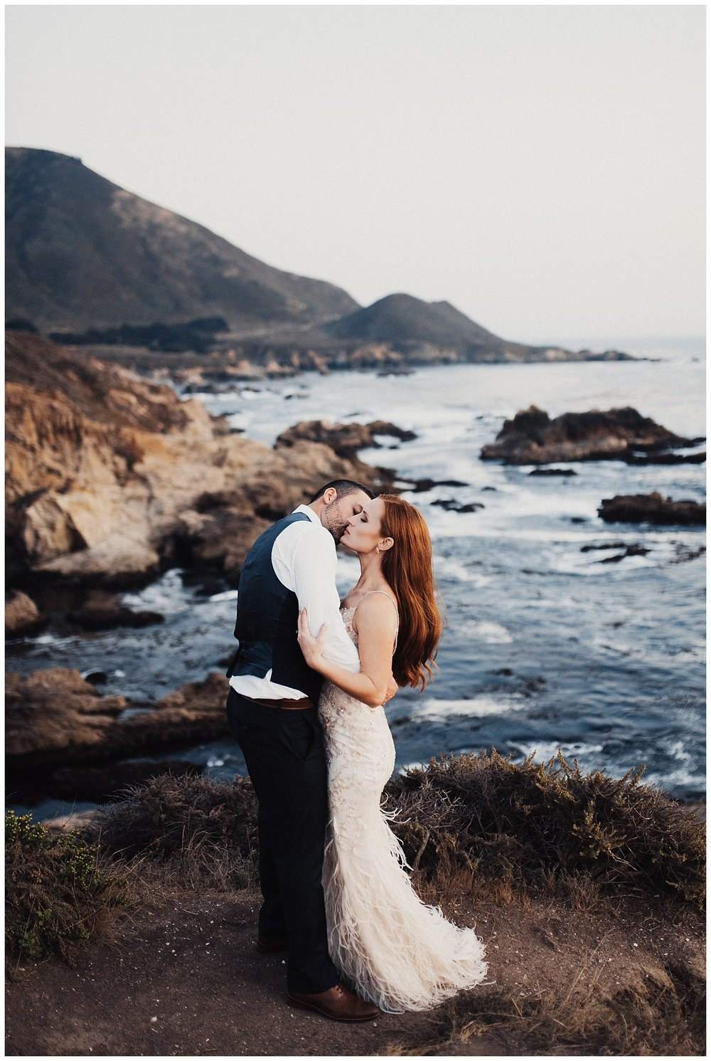 Elopement in Big Sur California