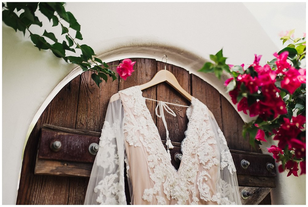 palm springs wedding at casa cody