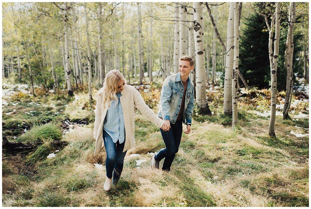 Little Cottonwood Canyon Engagements