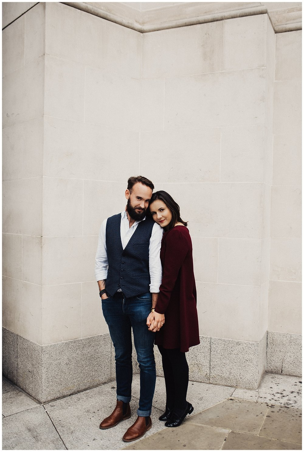 London couples session