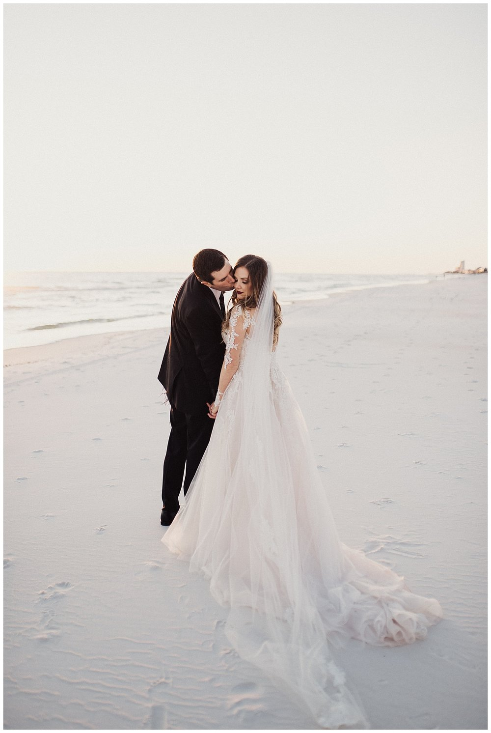 Intimate Wedding in 30A Florida